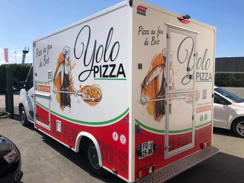 marquage-adhesif-camion-pizza-caen-sityoka-design